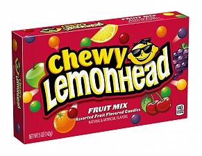 Chewy Lemonhead Fruit Mix (12 x 142g)