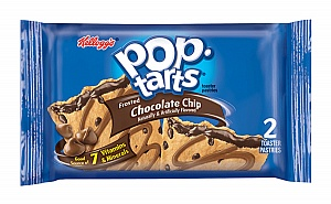 Frosted Chocolate Chip Pop-Tarts (2pk) (12 x 6ct)