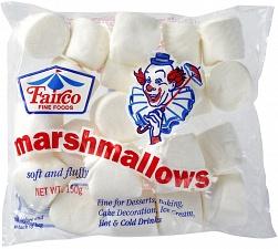 Fairco Marshmallows Standard Marshmallows White (24 x 150g)