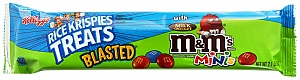 Rice Krispies Treats Blasted with M&M's Minis Big Bars (Box of 12)