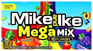 Mike and Ike Mega Mix (141g)