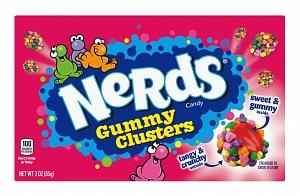 Nerds Gummy Clusters (85g)