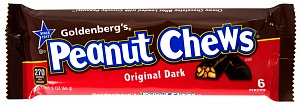 Original Dark Peanut Chews
