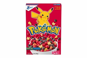 Pokemon Cereal Berry Bolt (292g)