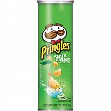 Pringles Sour Cream & Onion (158g)